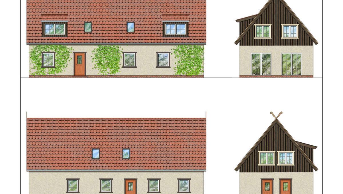 Fassaden H1
