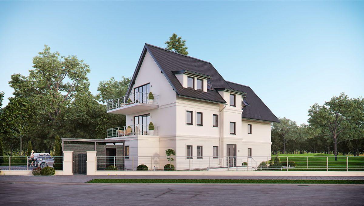 Mehrfamilienhaus Karl-Liebknecht-Straße 116