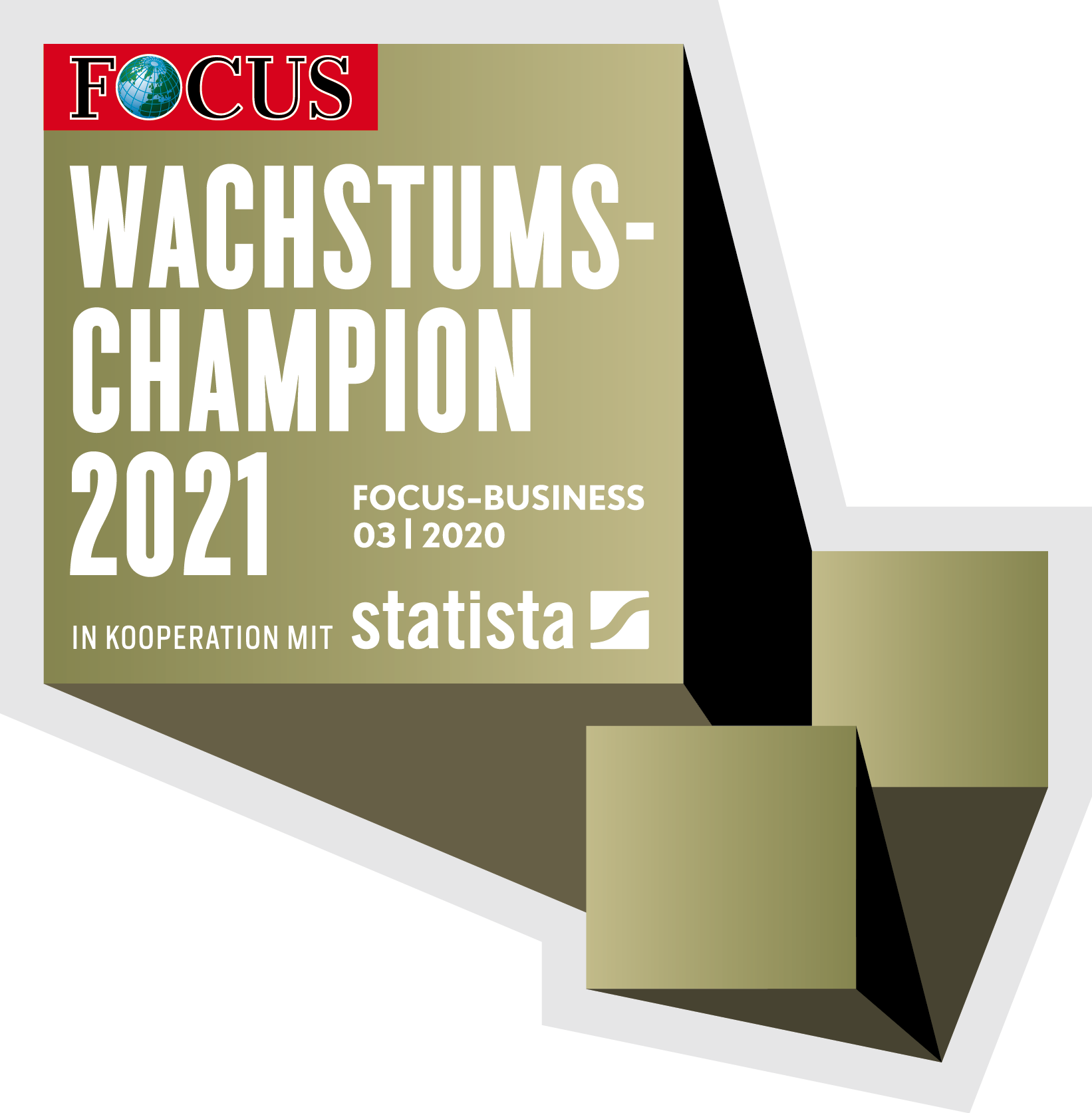 Focus Business Wachstums-Champion 2021